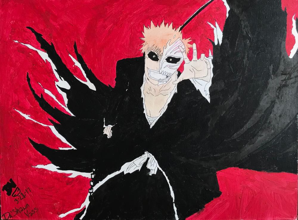 Soul Reaper Ichigo