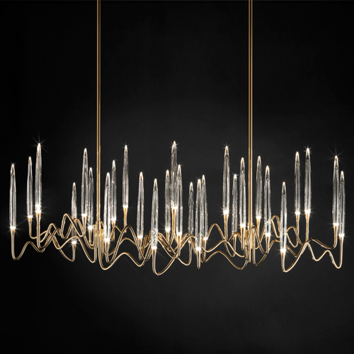Long Chandelier - from € 4.400