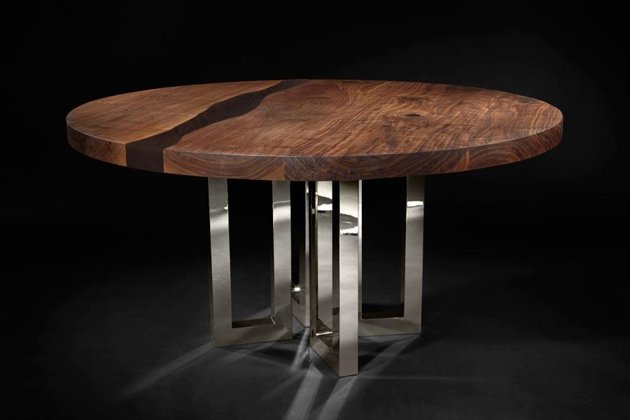 Il Pezzo 6 Round Table