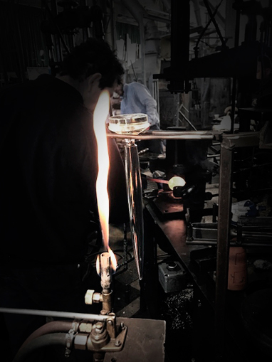 Manufacturing Il Pezzo 3 crystal candle.jpg