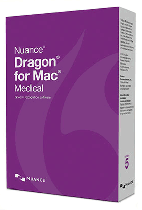 Dragon for Mac Medical, v5