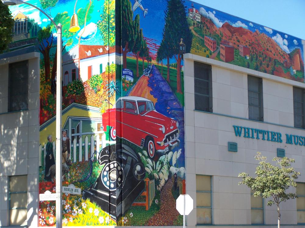 Whittier History Museum