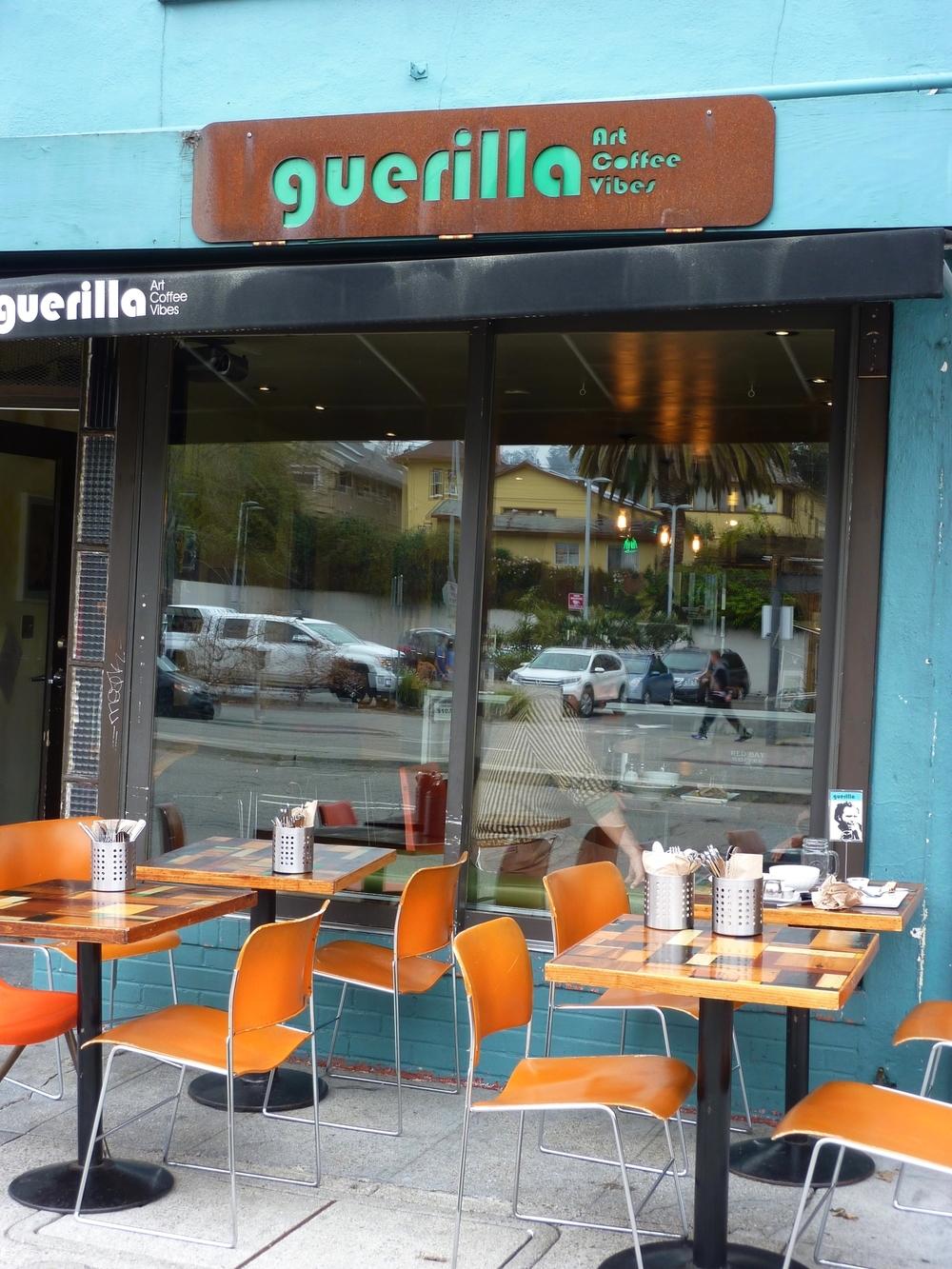 GUERILLA CAFE