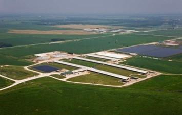 RNG Plant Site at Fair Oaks Farms