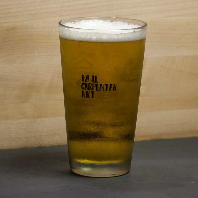 philly pint glasses