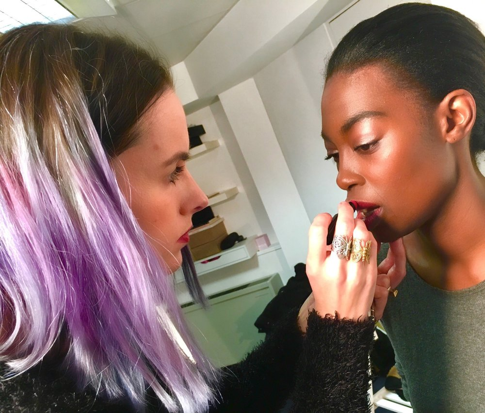 Beauty Pie Photo Shoot - Skin-focused beauty shoot for Beauty Pie, with all Beauty Pie's Great Skin Foundations.