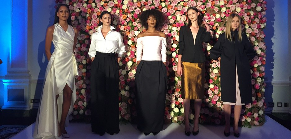 Maison Makarem Debuts SS17 Collection - I welcome any opportunity to stroll through the luxurious interiors of Ritz London hotel and inhale the fine air of its history and prestige. So I was, naturally, delighted when an invitation to a private viewing of SS17 collection of the new luxury British womenswear label Maison Makarem dropped through my letterbox...