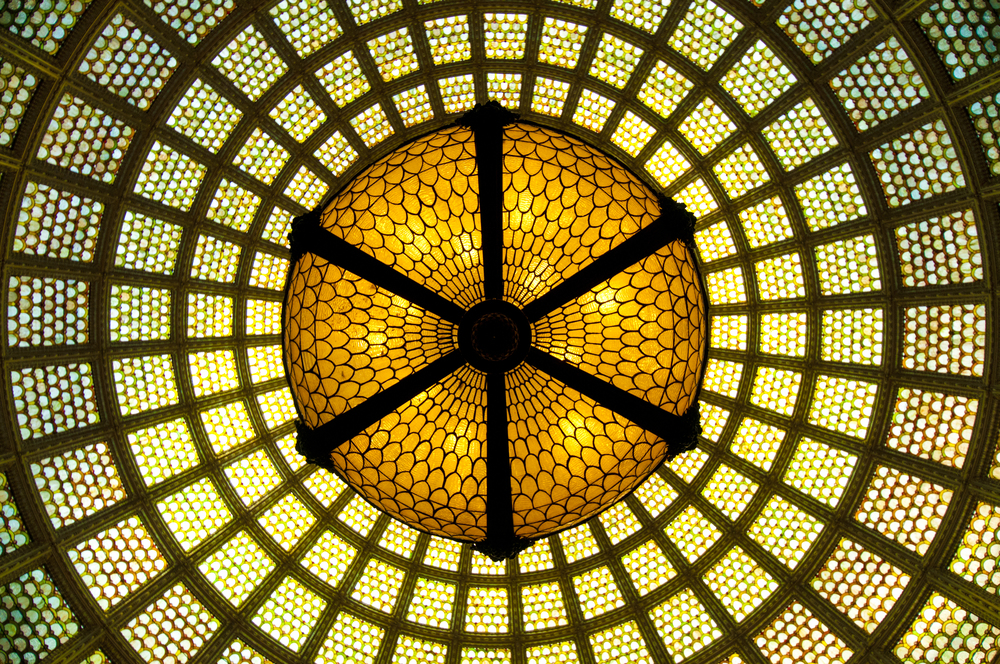 Chicago Cultural Center, Chicago, Illinois, 2014