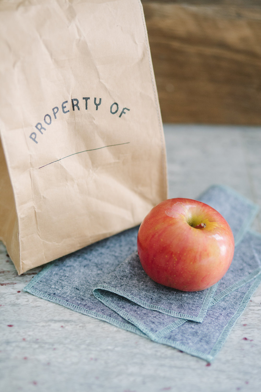 West Elm Reusable Lunch Bag