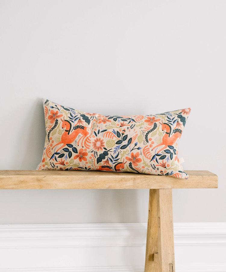 colored lumbar pillow coral waldgeist size info pillows of images best medium
