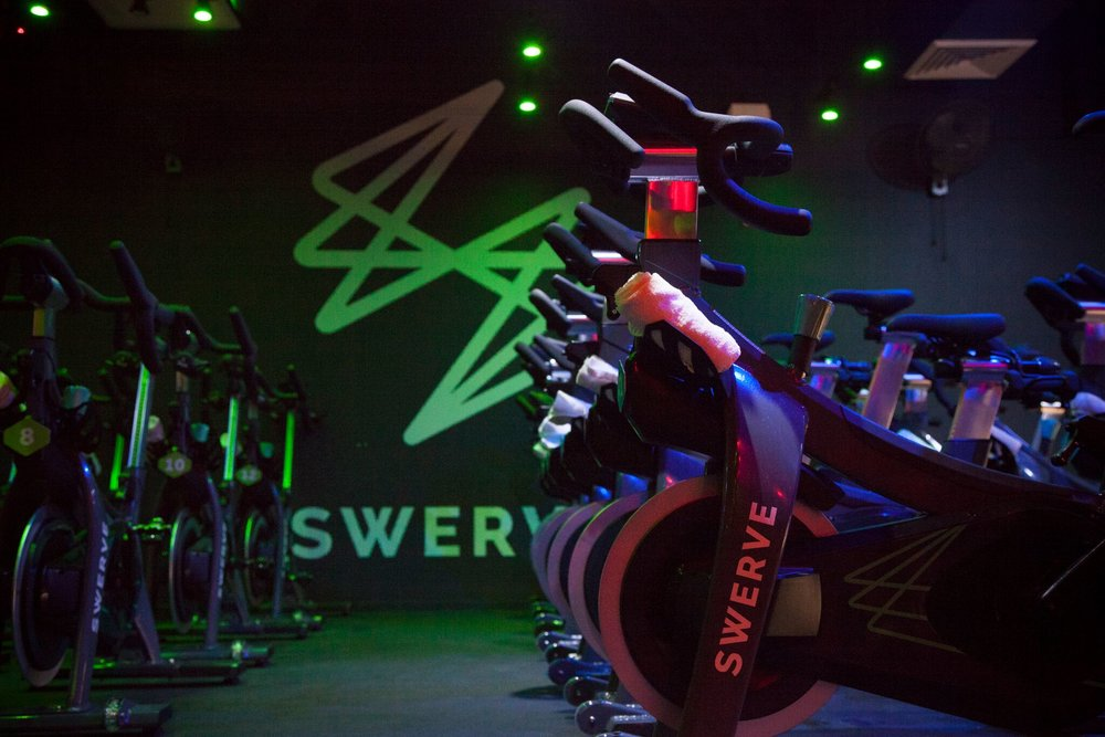 SWERVE - Our Newest Partner and Your New Favorite Spin ClassClick Here for 30% off first ride