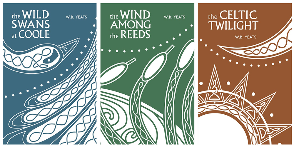 Book Covers - W.B. Yeats