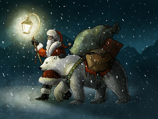 Journey of St. Nick