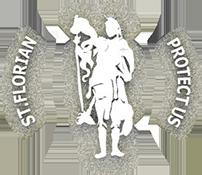 St Florian pendant