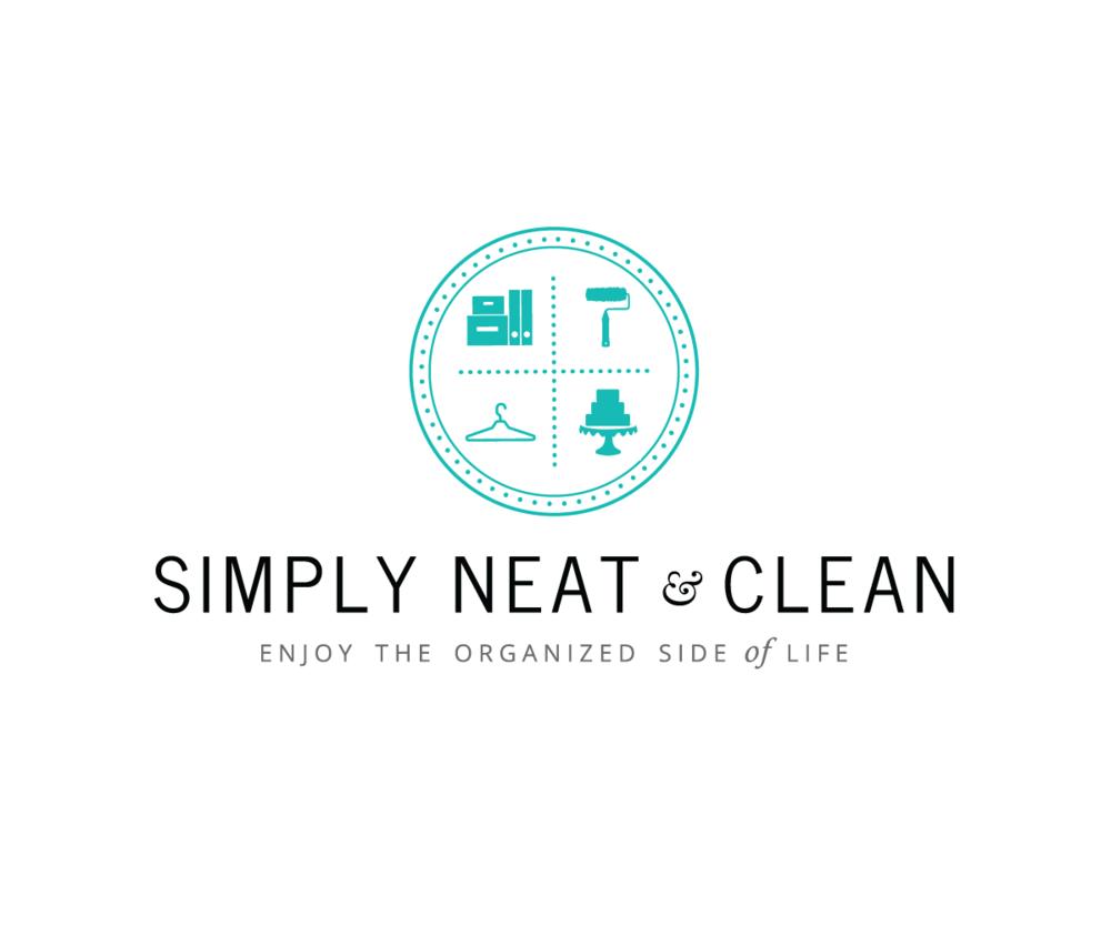 Simply Neat & Clean Logo - Simone Design + Develop