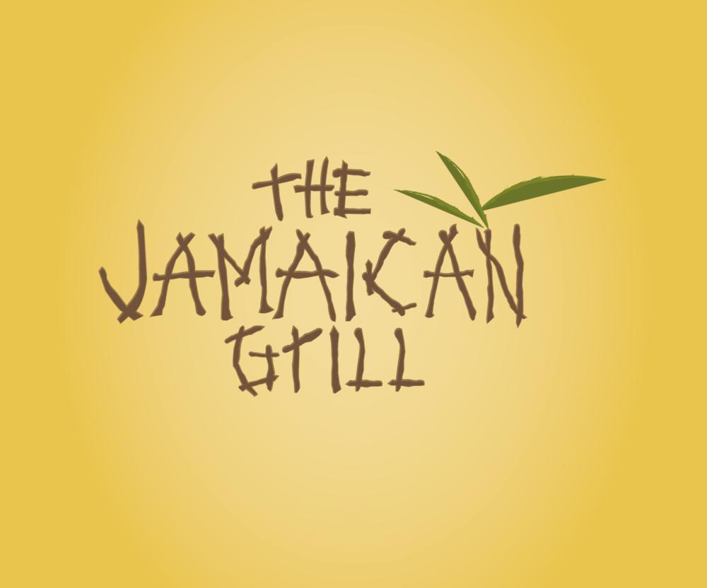 The Jamaican Grill Logo - Simone Design + Develop