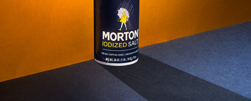MSG (Morton Salt Girl)