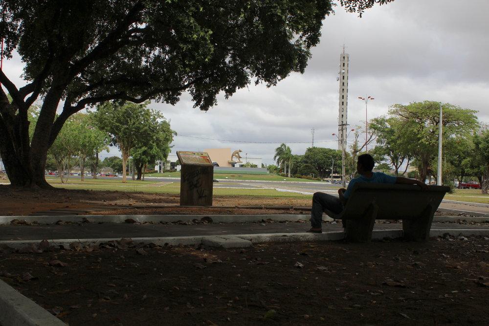 Memorial Ovelário Tames, Boa Vista 2014.