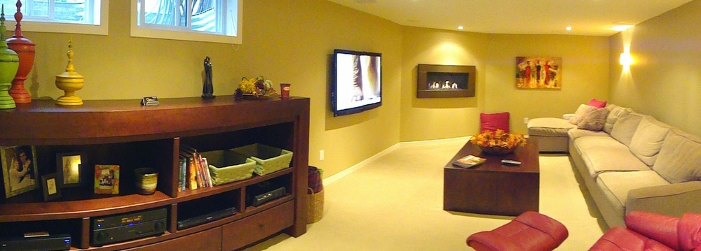 Valley Finished Basements | Fraser Valley Renovation Contractor