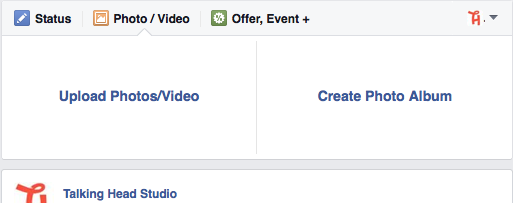 Step 1 Facebook Video Call To Action