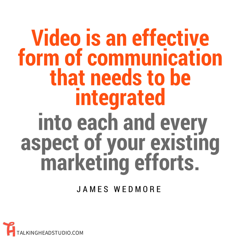 ONLINE VIDEO MARKETING james wedmore video communication