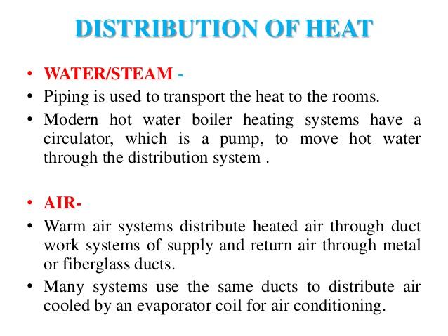 Steam Heating Systems — Best Plumbing Heating & Air Inc.