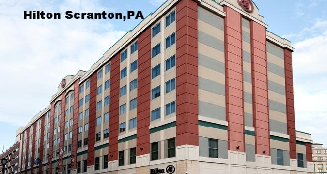 Hilton Scranton, PA