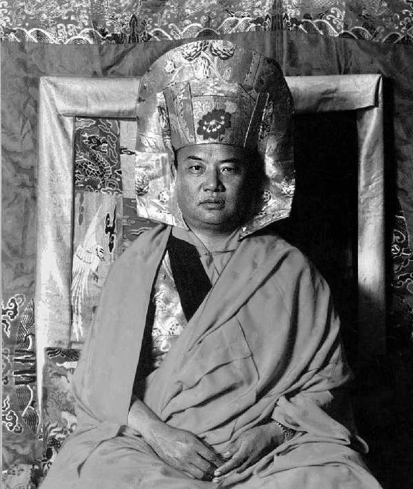 His Holiness Karmapa Rangjung Rigpe Dorje