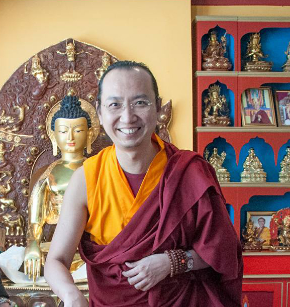 His Holiness 42nd Sakya Trizin to give teachings at Dechen