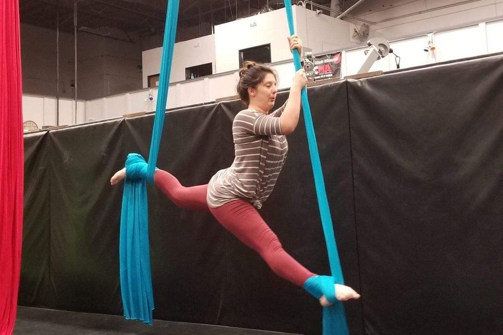 Amber Wyatt Yoga - Read My Bio