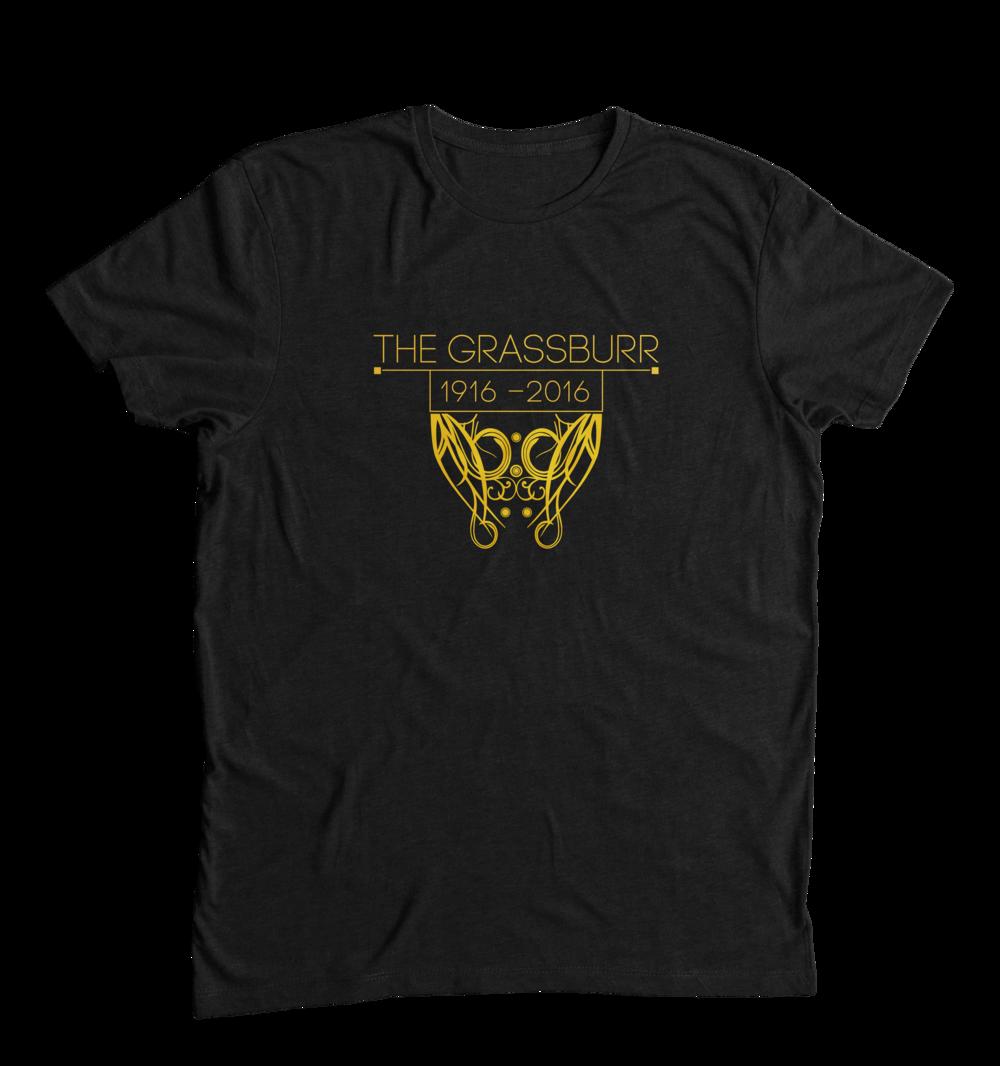 A T-shirt design for the Centennial