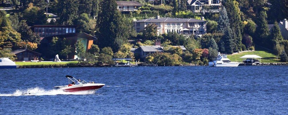 Custom Lake Construction   Improving and Beautifying Shorelines Since 1947