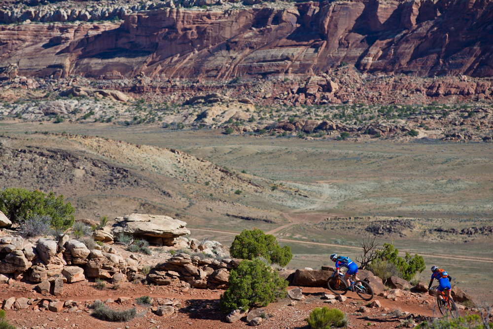 Bye Moab, thanks for the fun times! Photo by John Gibson