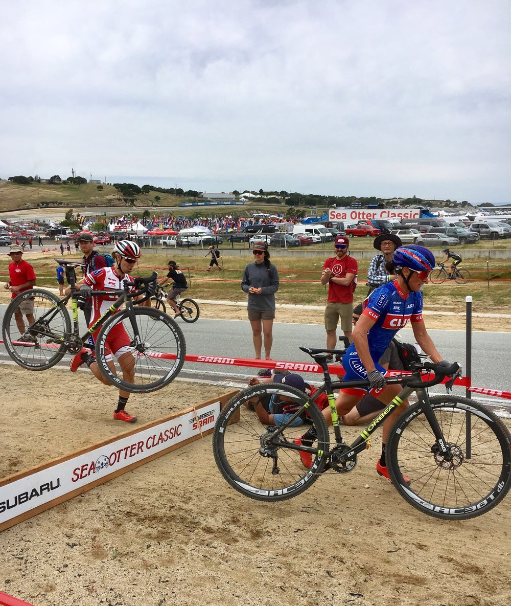 Cyclocross-ing...