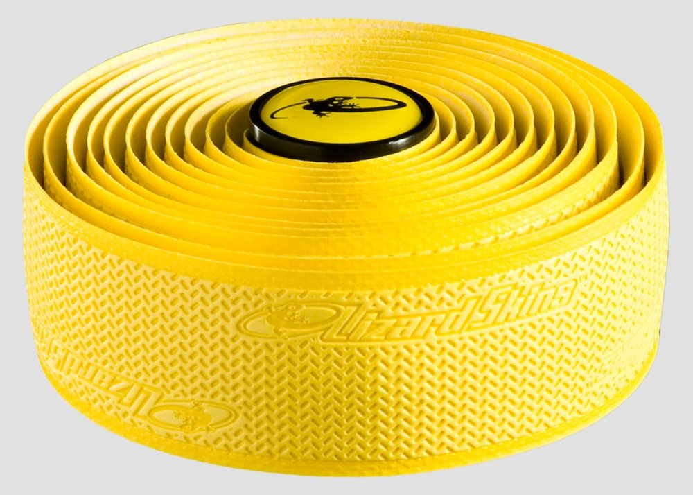 Lizard Skins Bar Tape - This is a fun gift! People won't really do it, but you do need to change the bar tape on your bikes sometimes. If you're going to change it, might as well use the best one. Lizard Skins tape is ideal for cross because it is really grippy. Also, they make really fun colours, so it's the perfect occasion to add some punch to your bike!
