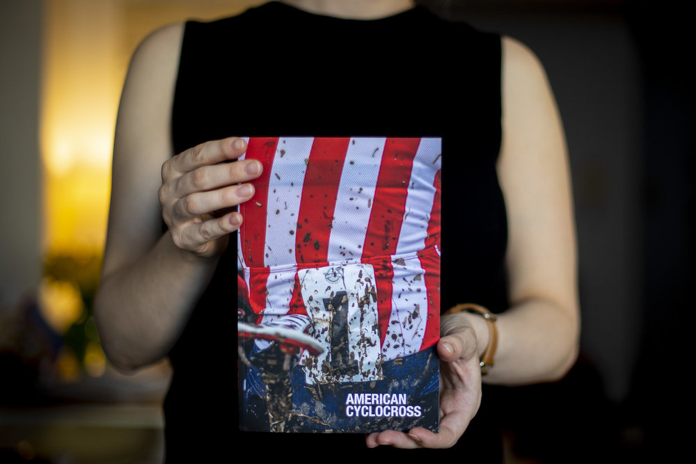 American Cyclocross - a Photo book - Another great photo book by a very nice photographer named Daghan Perker. This one features hundreds of beautiful and very artistic pictures, illustrating the 2017-18 cyclocross season in the USA. Another super cool book for your coffee table :)