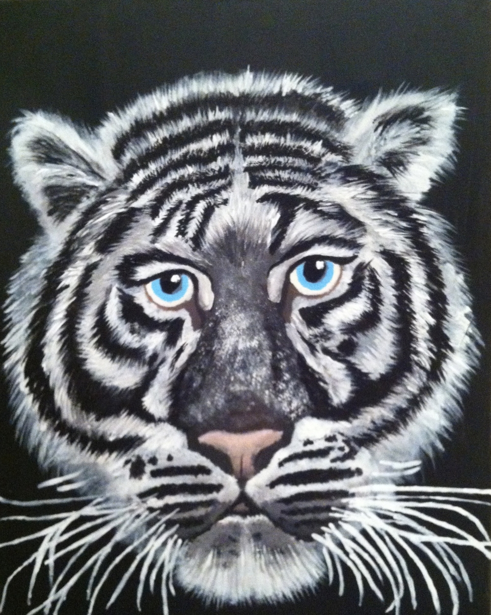 White Tiger Painting.jpg