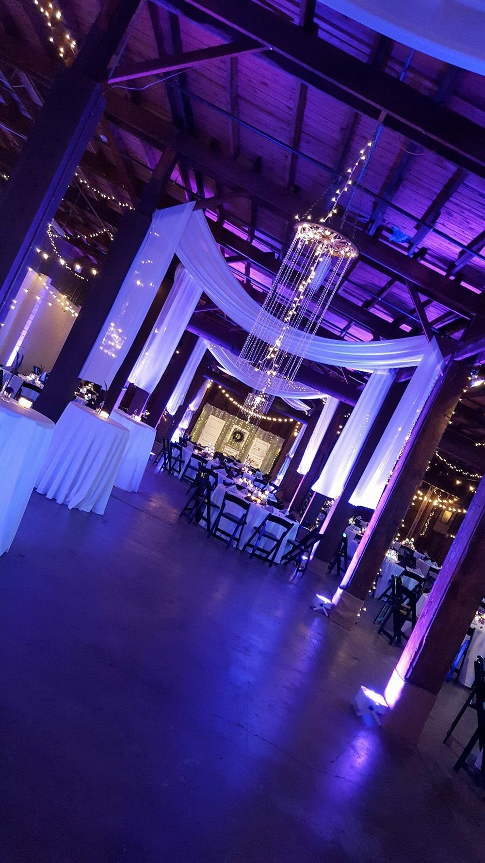 The Jackson Ballroom of EPIC Event Centre