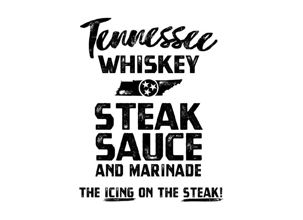 Tennessee Whiskey Steak Sauce