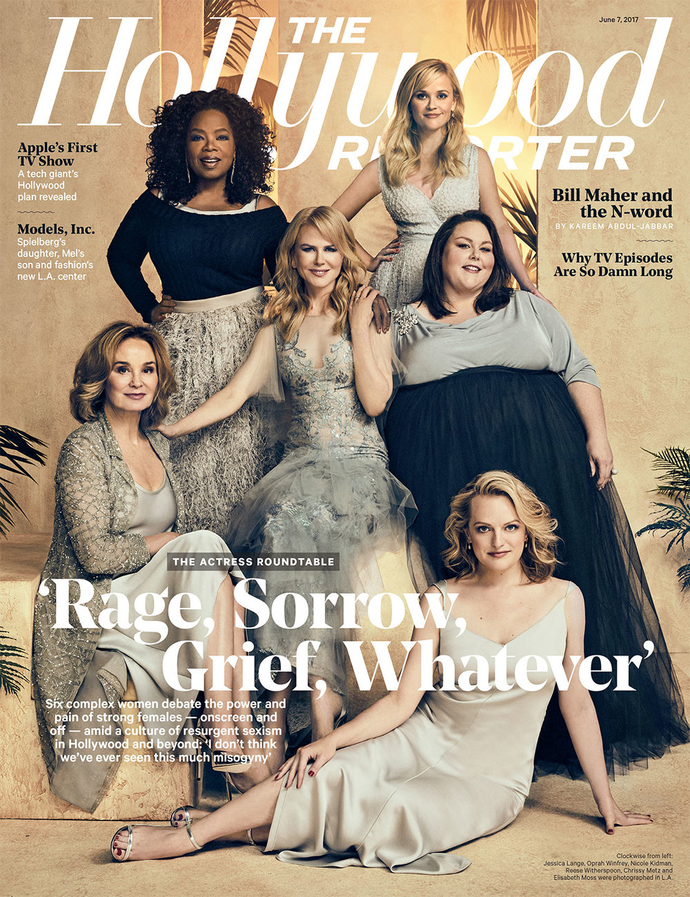 TV Actress Roundtable