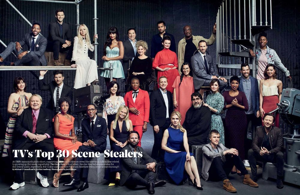2017 Emmy Supporting Class Photo