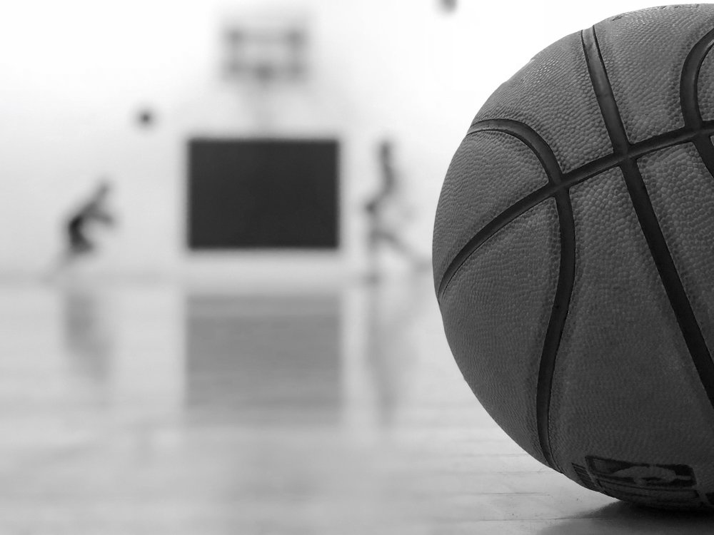 There's something about the glorious sound of high tops squeaking on hardwood -