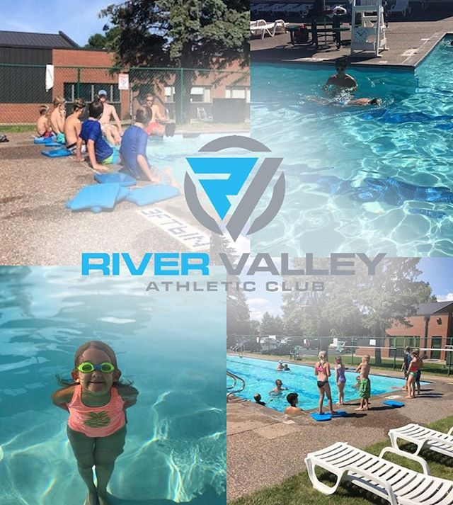 Don't let summer get away! Join us for lessons in the outdoor pool before Summer is over! We have one school-age session left with spots available. Stop by the front desk or email RVACSwim@gmail.com for more information