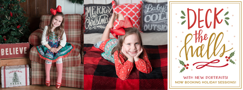 """TO BOOK YOUR CHRISTMAS MINI: 1. Go to http://csnappphoto.setmore.com 2. Choose """"Special Event Mini."""" 3. Choose the date (December 9th or 10th). 4. Choose from the available times. 5. Fill in your personal information and complete the booking process."""