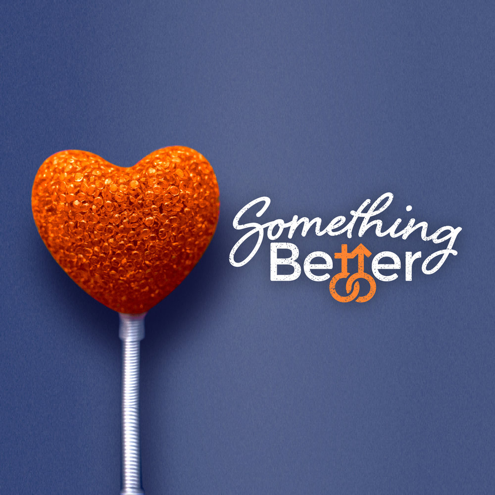 """Amy's Podcast """"Something Better"""" launches September 5th!"""
