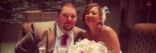 wedding photo lancaster crob and jenna