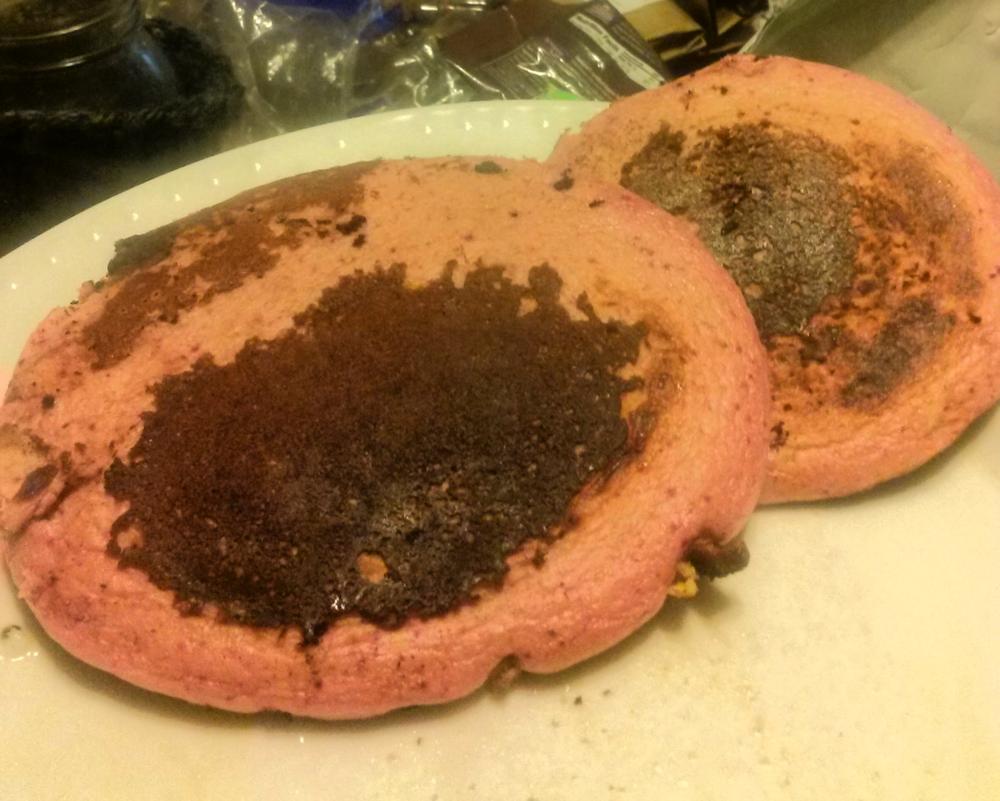 Easy Plantain Pancakes recipe