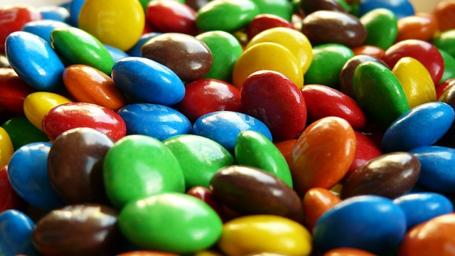 """Candy. Not exactly """"health food"""". (Credit: pixabay.com)"""