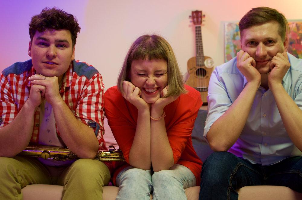Vytautės Pupšytės Trio