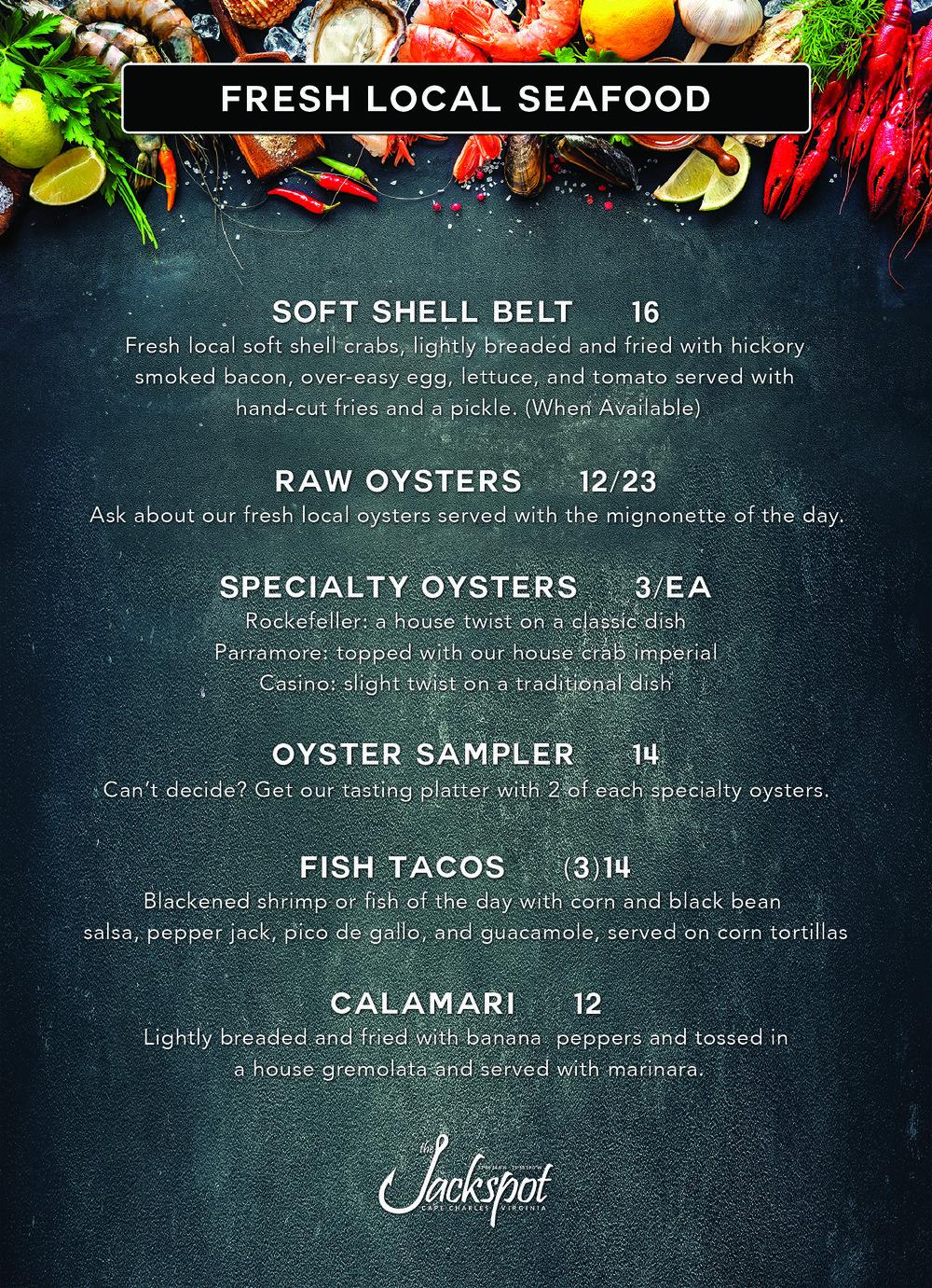 Fresh Local Seafood Table Top Menu PR.jpg